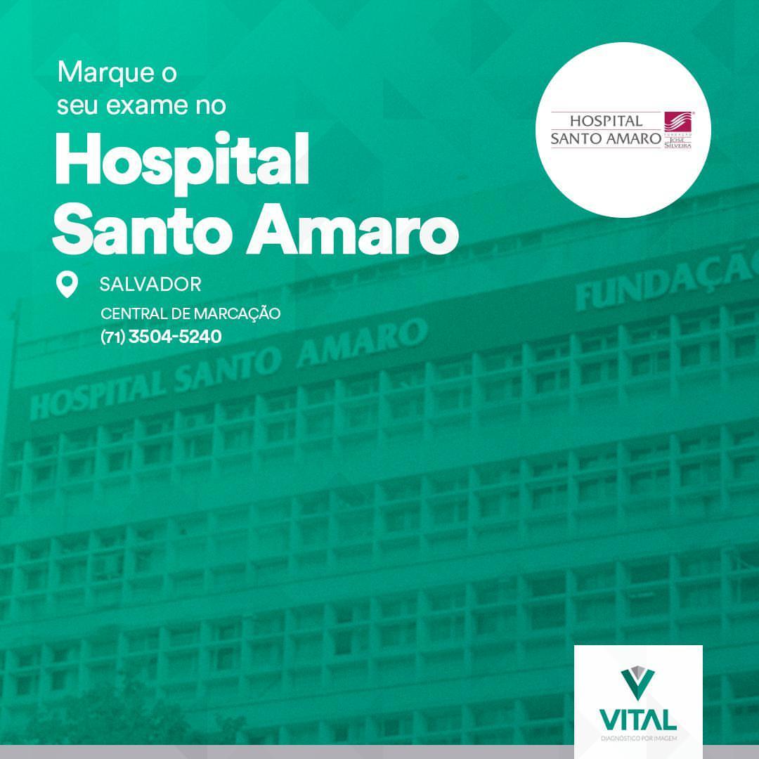HOSPITAL SANTO AMARO