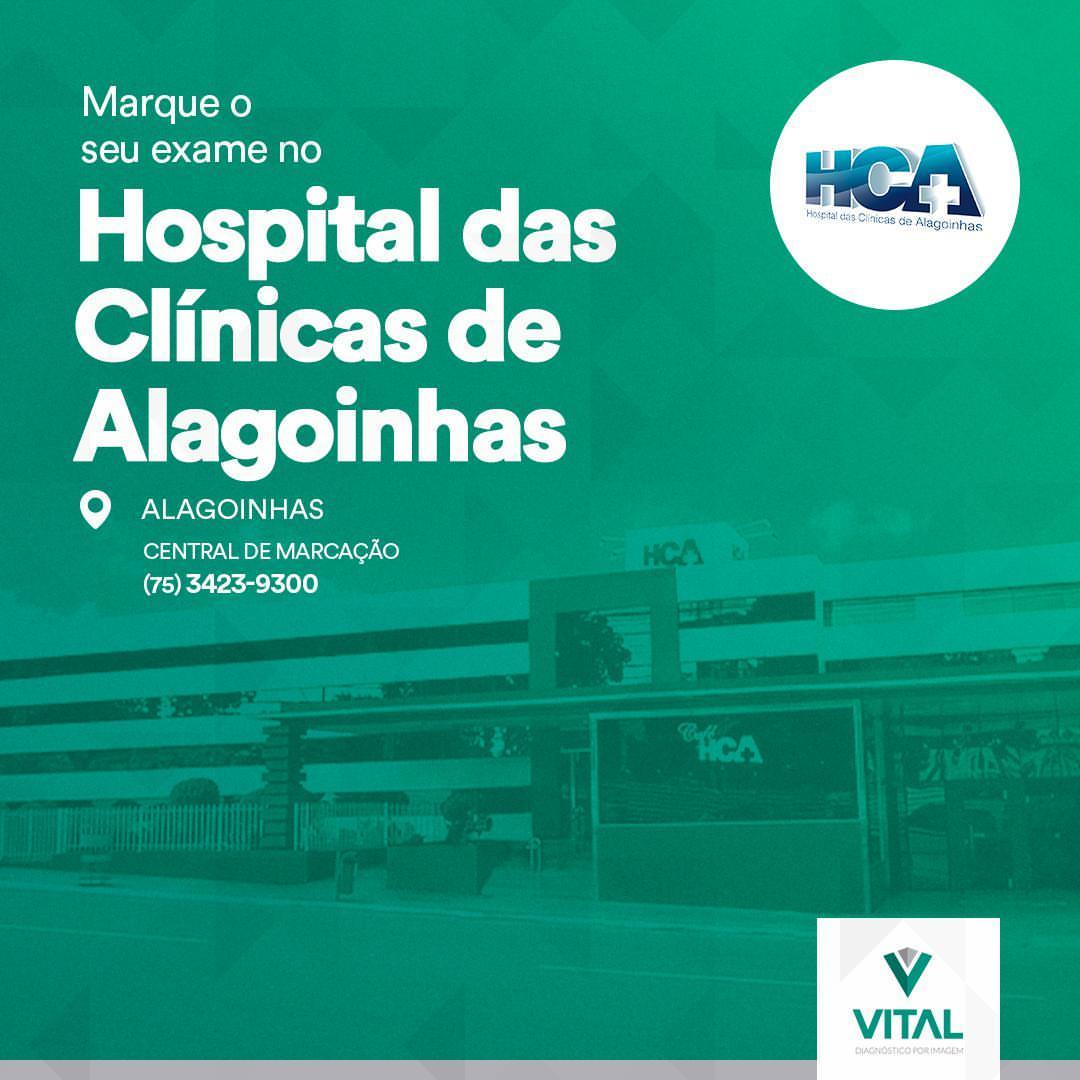 HOSPITAL DAS CLÍNICAS DE ALAGOINHAS